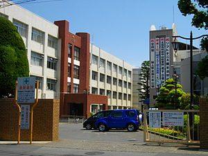 出典:埼玉県立川越工業高等学校wikipedia